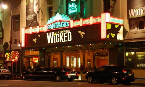 Teatrul Pantages din Los Angeles