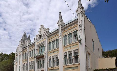 Teatrul Puskin din Vladivostok