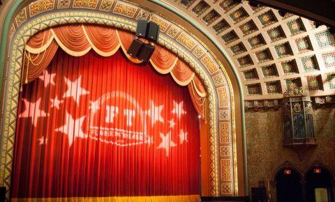 Teatrul Ritz si Muzeul La Villa