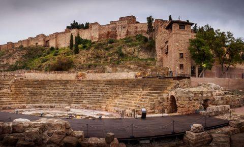 Teatrul Roman din Malaga