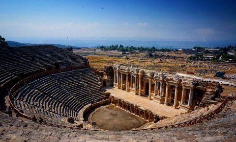 Teatrul Roman din Pamukkale