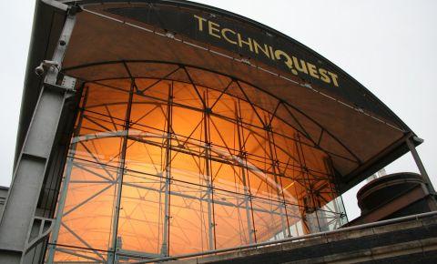 Centrul Techniquest din Cardiff