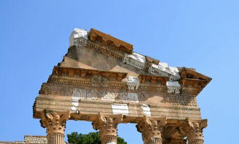 Templul Capitolin din Brescia
