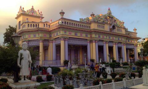 Templele Jain din Calcutta