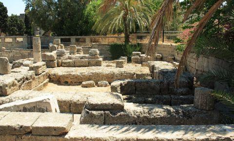 Templul Afroditei din Insula Rodos