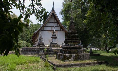 Templul Alb din Luang Prabang