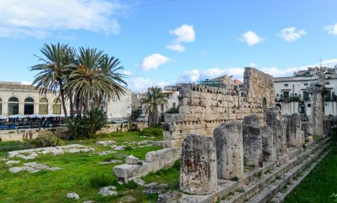 Templul lui Apollo din Siracuza