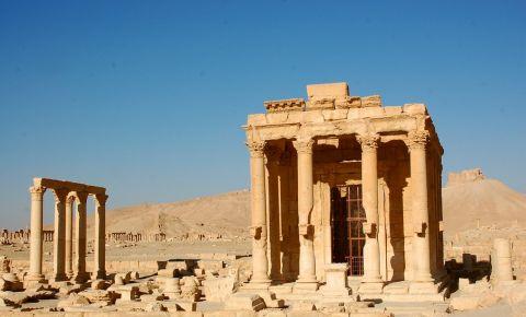 Templul Baal-Shamin din Palmira
