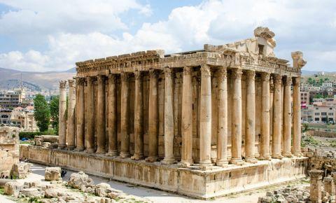 Templul lui Bachus din Baalbek