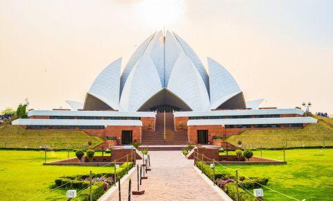Templul Bahai din New Delhi