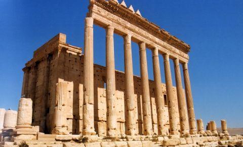 Templul Bel din Palmira