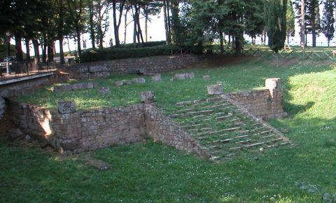 Templul Belvedere din Orvieto