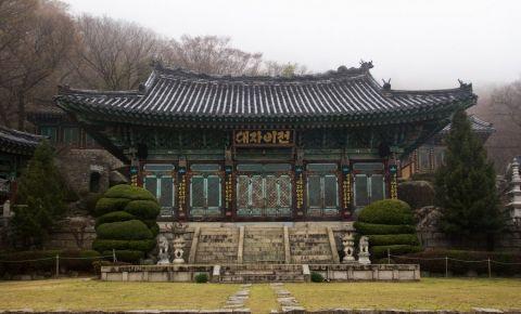 Templul Beomeosa din Busan