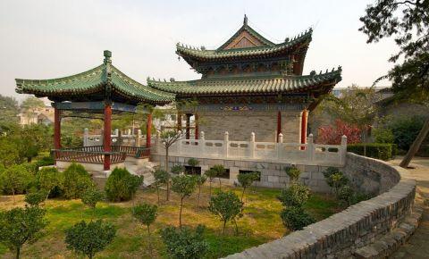Templul celor Opt Nemuritori din Xian