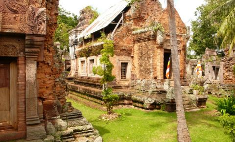 Templul Chisor din Phnom Penh