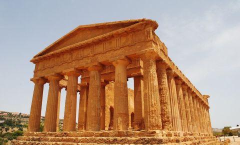 Templul Concordiei din Agrigento