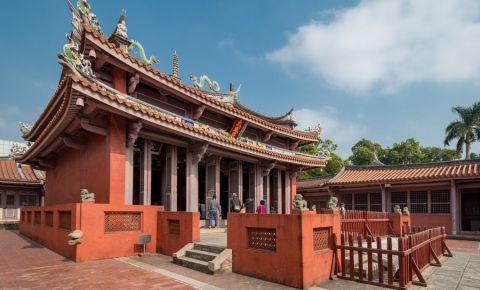 Templul lui Confucius din Tainan
