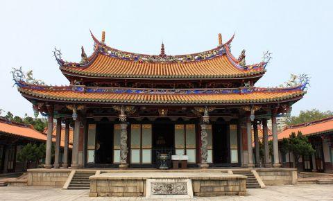 Templul lui Confucius din Taipei