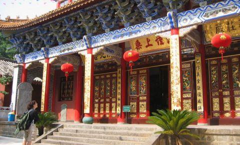 Templul de Bambus din Kunming
