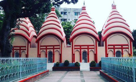 Templul Dhakeswari din Dhaka