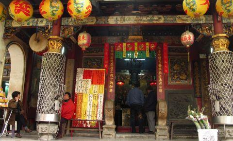 Templul Dongyue din Tainan