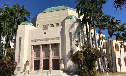 Templul Emanu-El din Miami