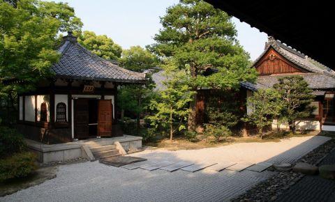 Templul Gradina cu Pietre din Kyoto