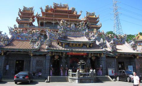 Templul Guandu din Taipei