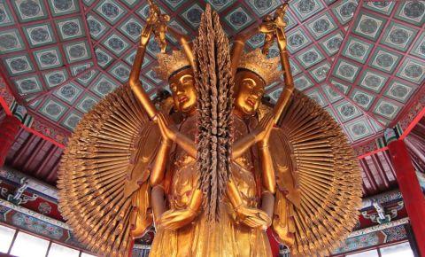 Templul Guanyin din Kaifeng
