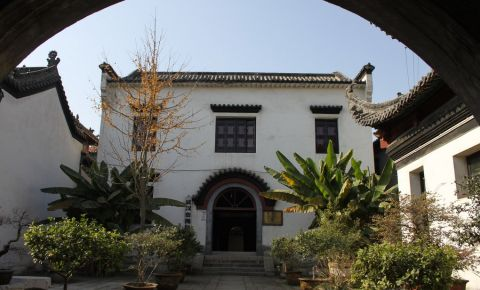 Templul Guiyuan din Wuhan
