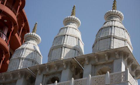 Templul Iskcon din Mumbai