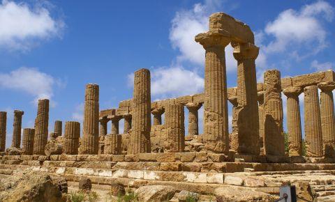 Templul lui Juno din Agrigento