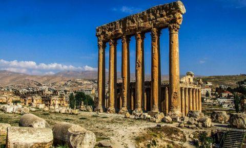 Templul lui Jupiter din Baalbek