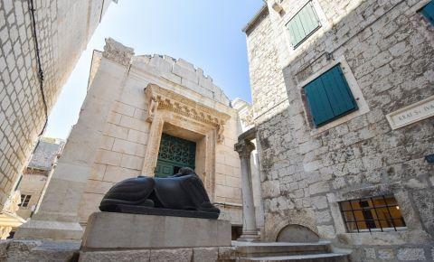 Templul lui Jupiter din Split