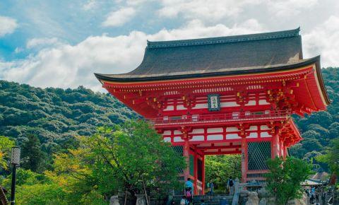 Templul Kiyomizu din Kyoto
