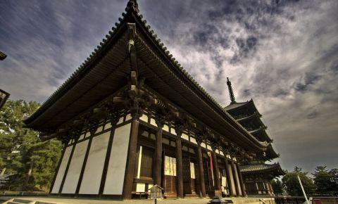Templul Kofukuji din Nara
