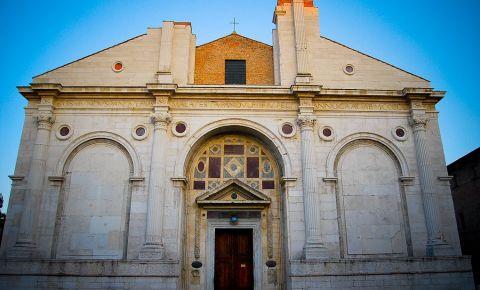 Templul Malatesta din Rimini