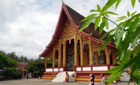 Templul Mano din Luang Prabang