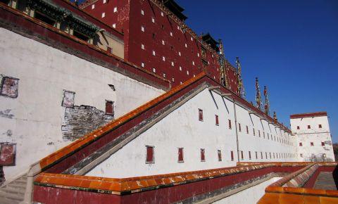 Templul Putuozongcheng din Chengde