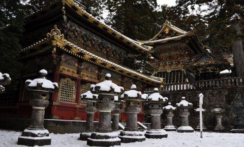 Templul Rinno din Nikko