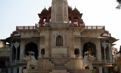 Templul Rosu din Ajmer
