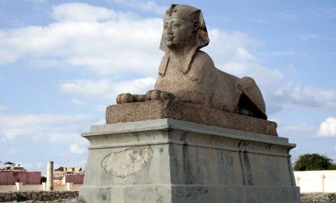 Templul Serapeum din Alexandria