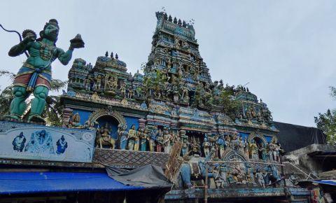 Templul Shree Siddhivinaya din Mumbai