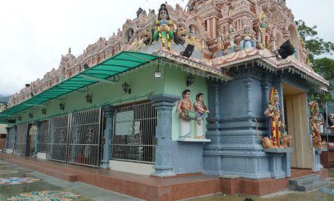 Templul Sri Mariamman din Georgetown
