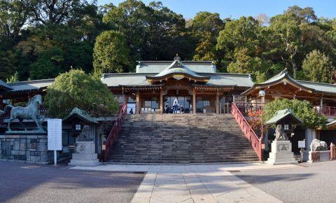 Templul Suwa din Nagasaki