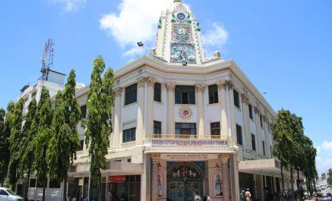 Templul Swaminarayan din Mombasa