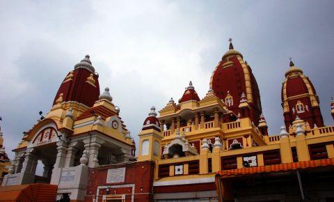 Templul Zeitei Lakshmi din Bhopal