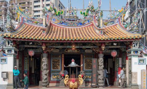 Templul Zeului Orasului Tainan