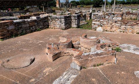 Templul Zeului Pan din Insula Thassos