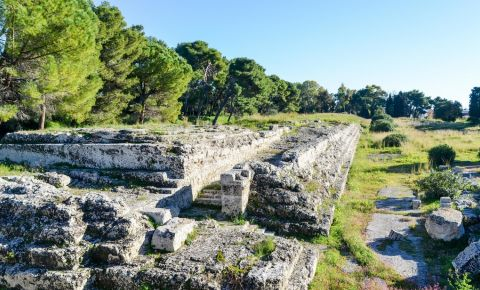 Templul lui Zeus din Siracuza